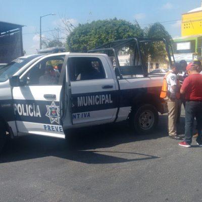 TERCER BALEADO EN MENOS DE 15 HORAS: Recibe joven disparo en un tobillo en Cancún