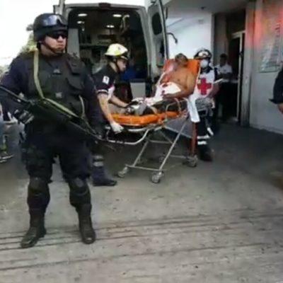 CONSUMAN EJECUCIÓN DE TAXISTA: Después de tres días de agonía, muere chófer baleado en la Región 225 de Cancún