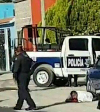 BALEAN A OTRO TAXISTA EN CANCÚN: Con 3 disparos, intentan ejecutar a chofer en la Región 225