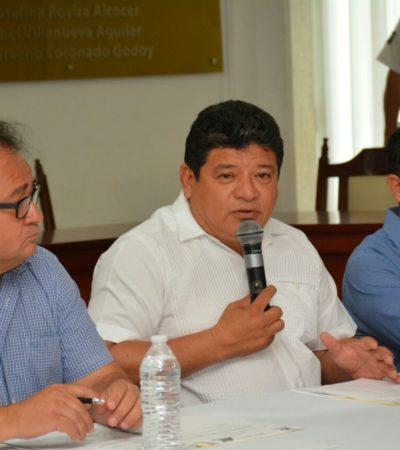 Encabeza Luis Torres reunión de seguridad para el periodo vacacional