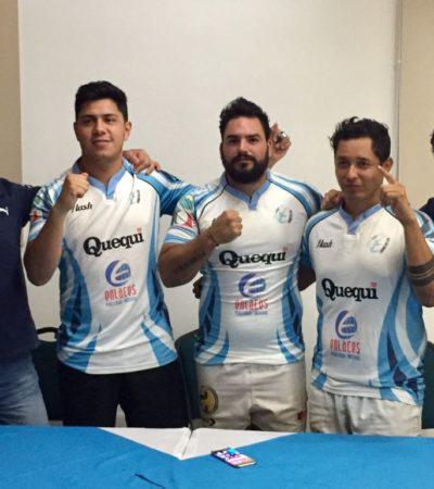 Representativo cancunense de Rugby disputará segunda final nacional consecutiva