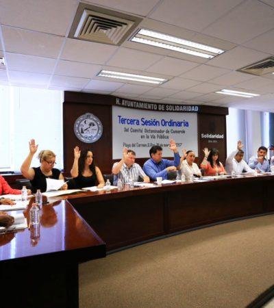 PONDRÁN ORDEN EN LA QUINTA: En abril iniciará retiro del comercio ambulante irregular en zona turística de Playa