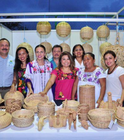 IMPULSAN A ARTESANOS EN TULUM: Inauguran Expoventa para que mayas vendan sus productos sin intermediarios