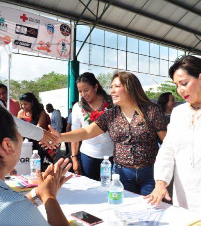 Ofertan mil 440 vacantes en la Segunda Feria de Empelo en Tulum