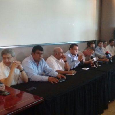 Tras ola de violencia, piden empresarios remoción de López Mena y cambios de mandos policiacos