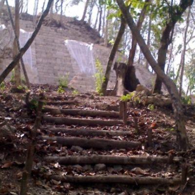 Pretenden abrir zona arqueológica de Ichkabal a mitad del año; funcionará por etapas, aclara Sedetur