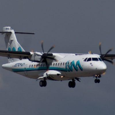 Para conectar Mundo Maya, anuncia Aeromar en Tianguis Turístico vuelo Cancún-Mérida