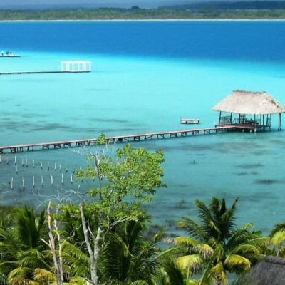 Plantean proyecto 'Puerto Ciudad' para detonar turísticamente Bacalar