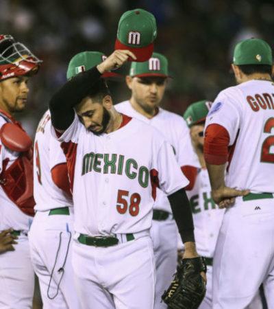 Protesta México contra el criterio que lo dejó fuera del Clásico Mundial de Beisbol
