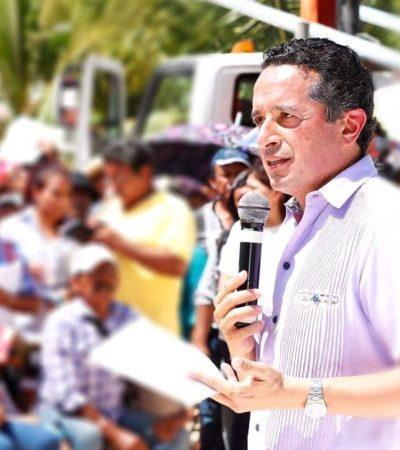 Se termina el 'bono democrático' del gobierno de Carlos Joaquín; encuesta dice que perdió apoyo