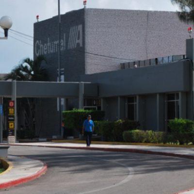 PUNTO FINAL A UN AÑEJO LITIGIO: Liquidan adeudo con ejidatarios de Chetumal por uso de aeropuerto