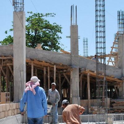 Reconoce CMIC que el nuevo gobierno está respaldando con obras a los constructores locales