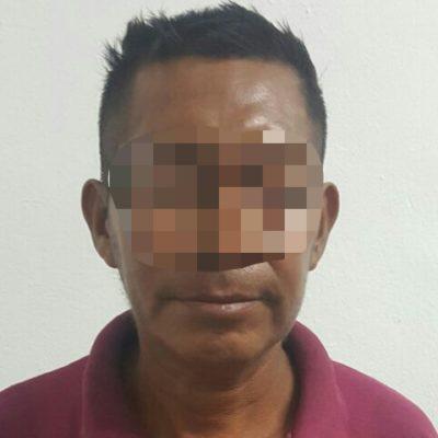 Capturan a chatarrero por el asesinato de un hombre en la colonia Valle Verde de Cancún