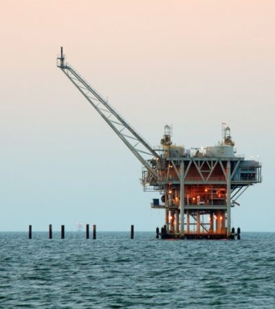 ASÍ, EL REMATE PETROLERO: Encuentran italianos petróleo con mayor potencial al esperado en la Bahía de Campeche