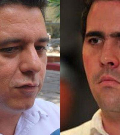 Rompeolas: En problemas, los financieros de Félix y 'Beto'