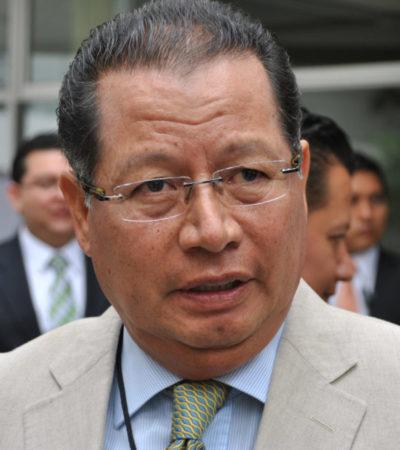 Por encubrir a Javier Duarte, arrestan a Flavino Ríos, ex Gobernador interino de Veracruz, y le dictan un año de prisión preventiva