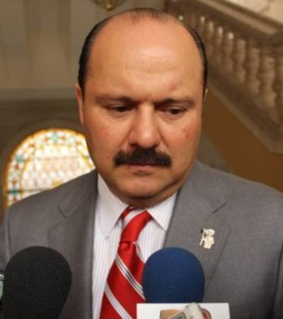 JAVIER CORRAL NO SE ANDA POR LAS RAMAS: Revelan orden de aprehensión contra César Duarte, ex Gobernador de Chihuahua