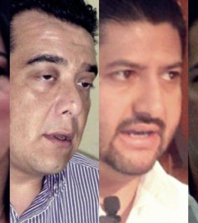 A PUERTA CERRADA, JUICIOS CONTRA MAGISTRADOS: Se 'atrinchera' el Congreso para discutir procedimientos contra miembros del Teqroo y el TSJ