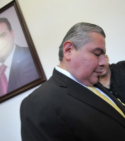 Detienen en Puebla al ex secretario de Finanzas de Javier Duarte en Veracruz