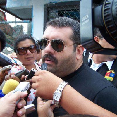 Rompeolas: Perfilan a Rocha Vargas en Cozumel
