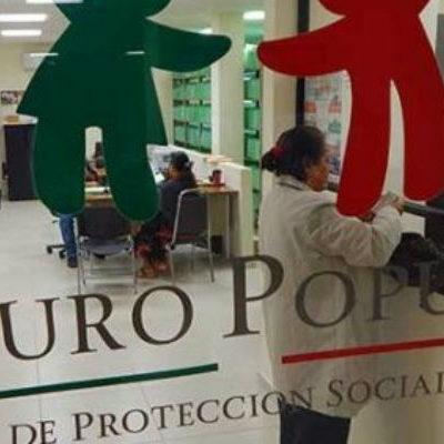 Por lo menos 20% de los 625 mil afiliados no requieren en estos momentos del Seguro Popular, dicen
