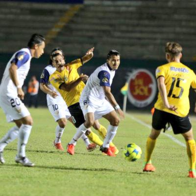 POTROS SE MANTIENE CON VIDA: Atlante y Venados igualan en la Copa MX