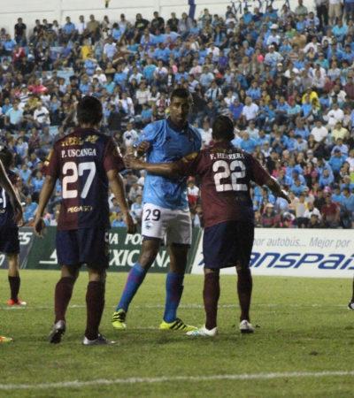 Atlante vence a Tampico y se coloca en zona de calificación con 18 puntos
