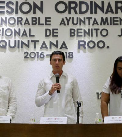 """""""HOY ES MUY CLARA LA LEY"""": Reitera Remberto Estrada que no se podrán revisar cuentas públicas"""