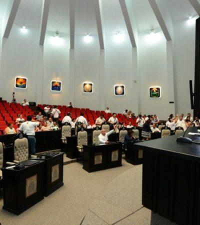 CONGRESO, 'DE PANZAZO': Califica el Observatorio Legislativo con un 6 el trabajo de los diputados de QR