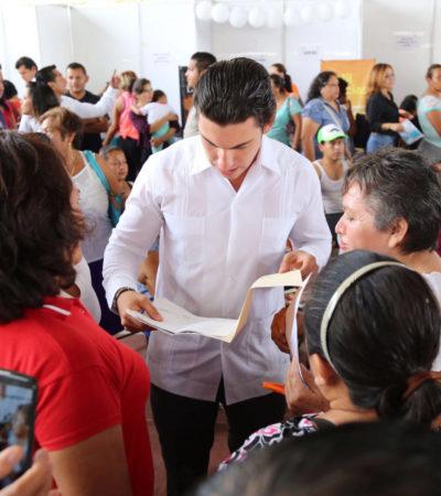 Ponen en marcha primera feria de servicios integrales para la mujer en Cancún