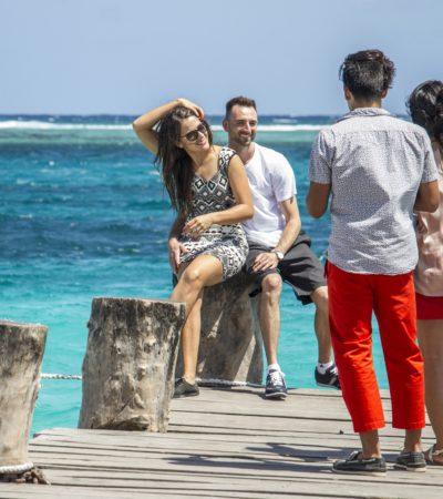 Se declara Puerto Morelos listo para recibir a miles de turistas en Semana Santa