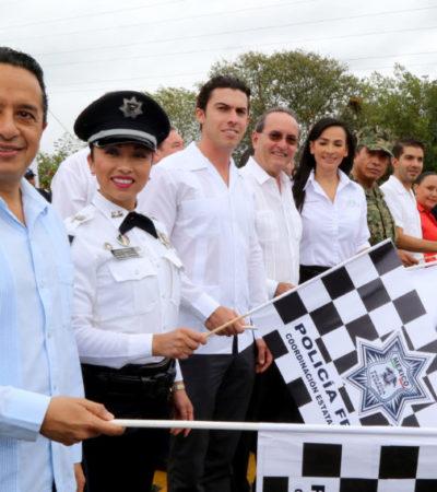 ANTICIPAN ACCIONES DE SEGURIDAD: Presenta Gobernador estrategia para recuperar la tranquilidad