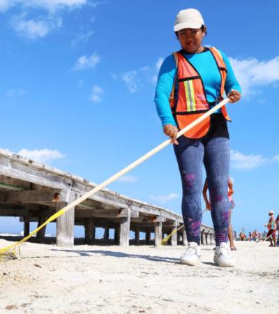 Obtiene Cancún recertificación de playas 'Blue Flag que consolida su liderazgo turístico