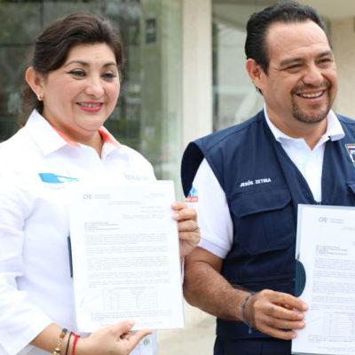 Celebra PAN aprobación de reducción de tarifas eléctricas para Benito Juárez, Isla Mujeres y Cozumel