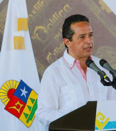 """""""NO ES REVANCHA SINO JUSTICIA"""": Dice Carlos Joaquín que orden de detención contra Borge permitirá recuperar recursos del Estado"""