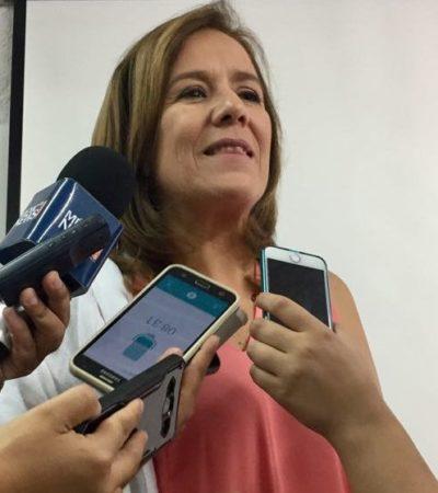 En el caso Borge, la PGR ha sido sospechosamente omisa: Margarita Zavala