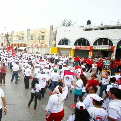 Cancela comuna desfile del Día del Trabajo en Cancún; sindicatos desarrollarán actividades