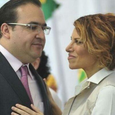 Karime Macías fue retenida, pero luego liberada tras la encarcelación de Javier Duarte