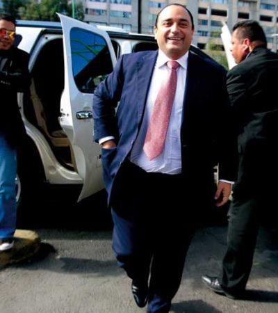 ANDA BORGE COMO YARRINGTON: Ex Gobernador de QR mantiene a 35 escoltas a su servicio pagados por el Estado