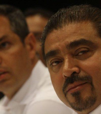 Renuncia secretario de Gobierno de Oaxaca luego de que su hijo usó de helicóptero oficial para escaparse a Puerto Escondido