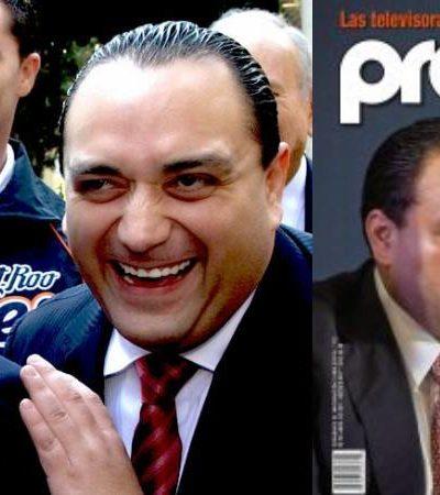 """""""SAQUEÓ Y HUYÓ"""": Roberto Borge, el gobernador que vendió Quintana Roo, la portada de Proceso que hunde al ex Gobernador"""