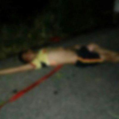 VIOLENCIA EN TABASCO: Matan a golpes a adolescente de 13 años para robarle una moto
