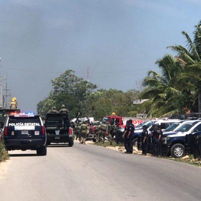 Trasladan a un penal en el centro del país a Alejandro Chacón Mantilla y otros 13 reos que se amotinaron en la cárcel de Playa