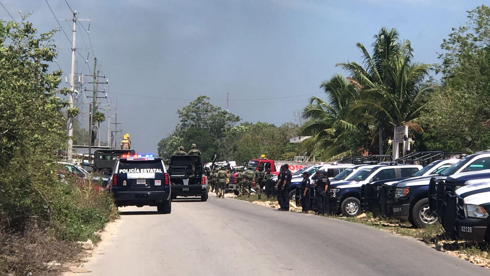 MOTÍN EN LA CÁRCEL DE PLAYA: Reportan saldo oficial de 22 reos heridos, sin muertos ni fugas; controlan revuelta