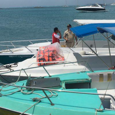 TEMEN NAUFRAGIO: Buscan a tres pescadores de Isla Mujeres extraviados en el mar