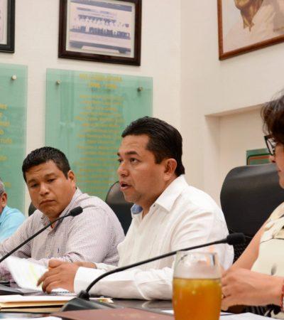 DEFINE CONGRESO TERCERO EN DISCORDIA: Ni 'Javicho', ni Favio, aprueban en comisiones designar a Manuel Palacios Herrera como Auditor Superior temporal