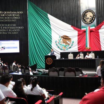Sin 'revanchas', aprueba Congreso licencia de 'Javicho' y asume Manuel Palacios Herrera como Auditor temporal