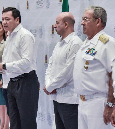 Rompeolas: La doble camiseta de Osorio Chong