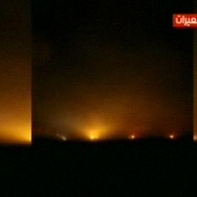 Por ataque con armas químicas, EU dispara misiles contra el gobierno de Bashar al-Assad en Siria