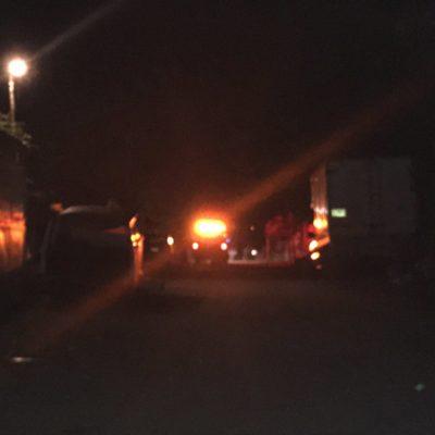 OTRA DOBLE EJECUCIÓN EN CANCÚN: Matan a balazos a dos hombres en una vivienda de la colonia 'Tierra y Libertad', en la Región 227